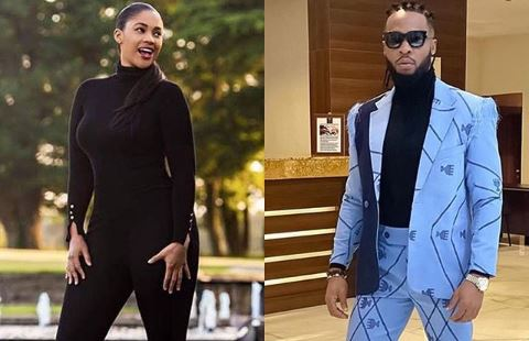 Flavour Reportedly Paid Bride Price For First Babymama, Sandra Okagbue Secretly