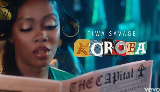 Tiwa Savage – Koroba Video
