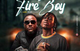 DJ Baddo – Best Of Fireboy Mix 2020