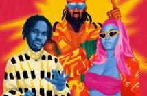 """Mr Eazi x Major Lazer – """"Oh My Gawd"""" ft. Nicki Minaj x K4mo"""