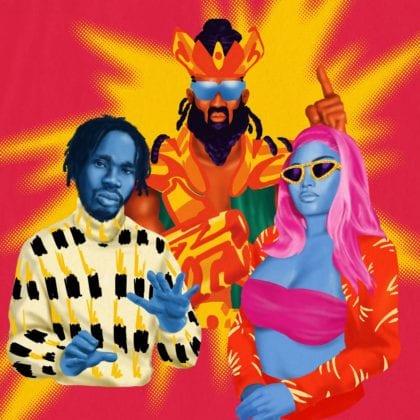 """Mr Eazi Ft. Nicki Minaj Song """"Oh Ma Gawd"""" Peaks At #1 On Billboard"""