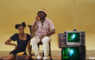 Boj – Abracadabra Video ft. Davido, Mr Eazi