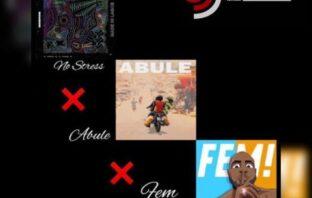 DJ SJS - No Stress X Abule X Fem Mix