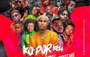 DJ OP Dot – Ko Por Keh 100% Street Mix