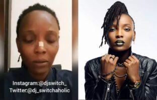 DJ Switch Gives Account Of #EndSars Lekki Toll Gate Massacre