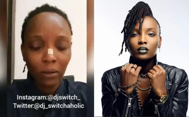 DJ Switch Gives Account Of #EndSars Lekki Toll Gate Massacre