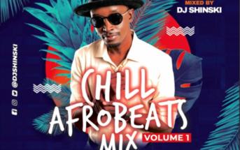 DJ Shinski –Chill Afrobeat 2020 Naija Mix Vol 1