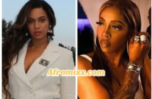 Tiwa Savage calls on Beyonce to speak on #EndSars in Nigeria
