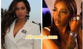 Tiwa Savage calls on Beyonce to speak on #EndSars in Nigeria