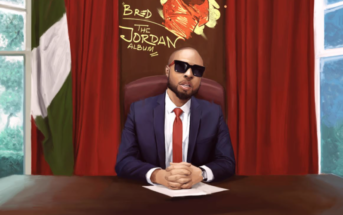 B Red – The Jordan Album