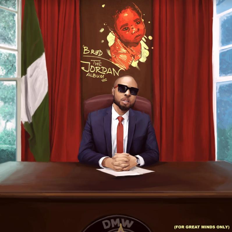 B Red – The Jordan Album