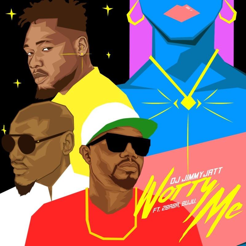 DJ Jimmy Jatt x 2Baba x Buju – Worry Me