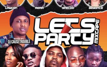 DJ CauseTrouble – Lets Party Mix