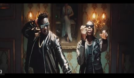 Fireboy DML x Wande Coal – Spell Video