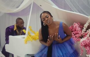 Tiwa Savage – Park Well Video ft. Davido