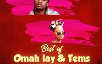 DJ Gambit - Best Of Omah Lay & Tems 2020 Mixtape