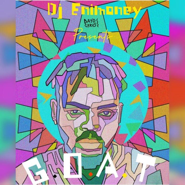 DJ Enimoney – G.O.A.T (Best Of Olamide)