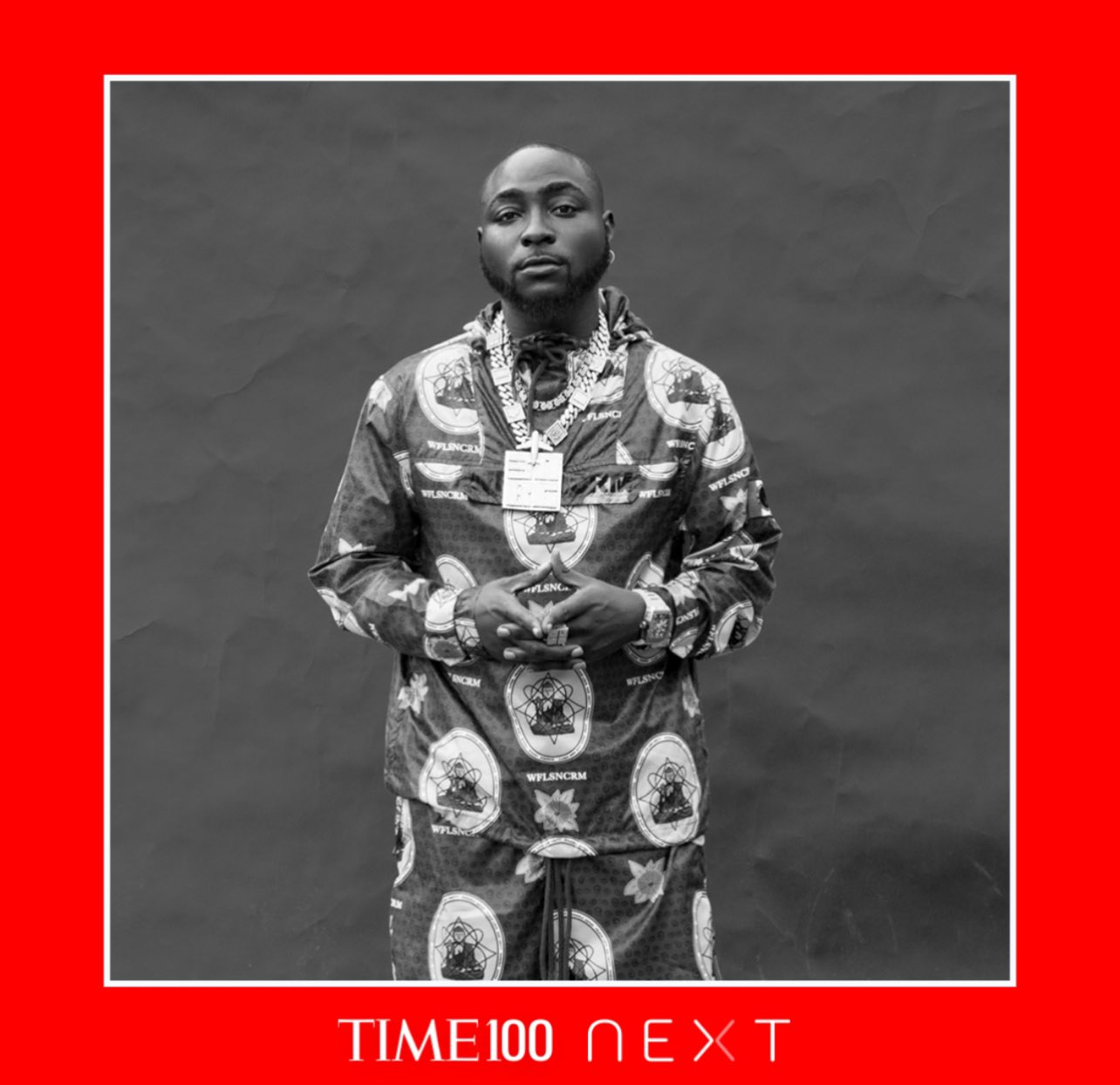 Davido Gets Enlisted in TimesNext100 Inaugural List, Reacts