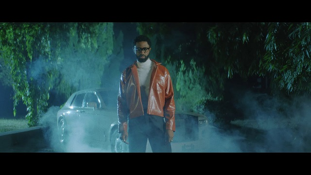 [Video] Ric Hassani – Thunder Fire You