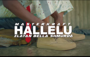 Masterkraft ft. Zlatan & Bella Shmurda - Hallelu Video