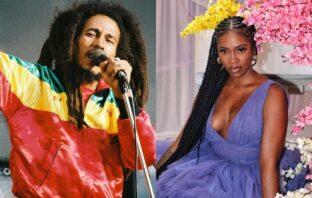 Bob Marley - Jamming Remix ft. Tiwa Savage