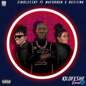 Zinoleesky ft. Mayorkun & Bussiwa – Kilofeshe (Remix)