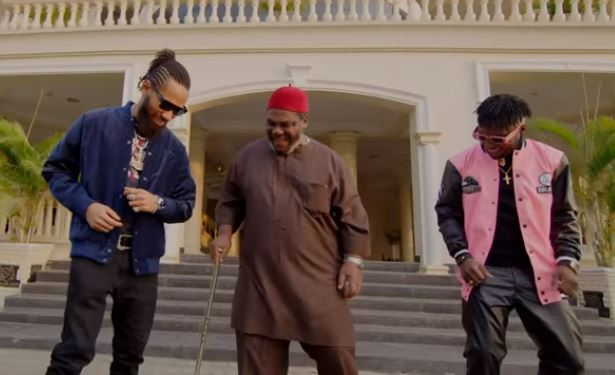 DJ Kaywise ft. Phyno - Highway Video