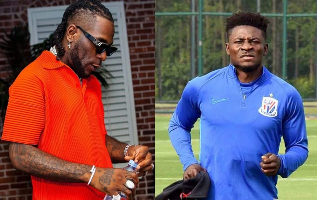 Burna Boy vs Obafemi Saga - What Caused the Fight