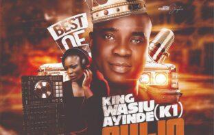 DJ Kulet - King Wasiu Ayinde K1 Alujo Mixtape (Vol. 2)