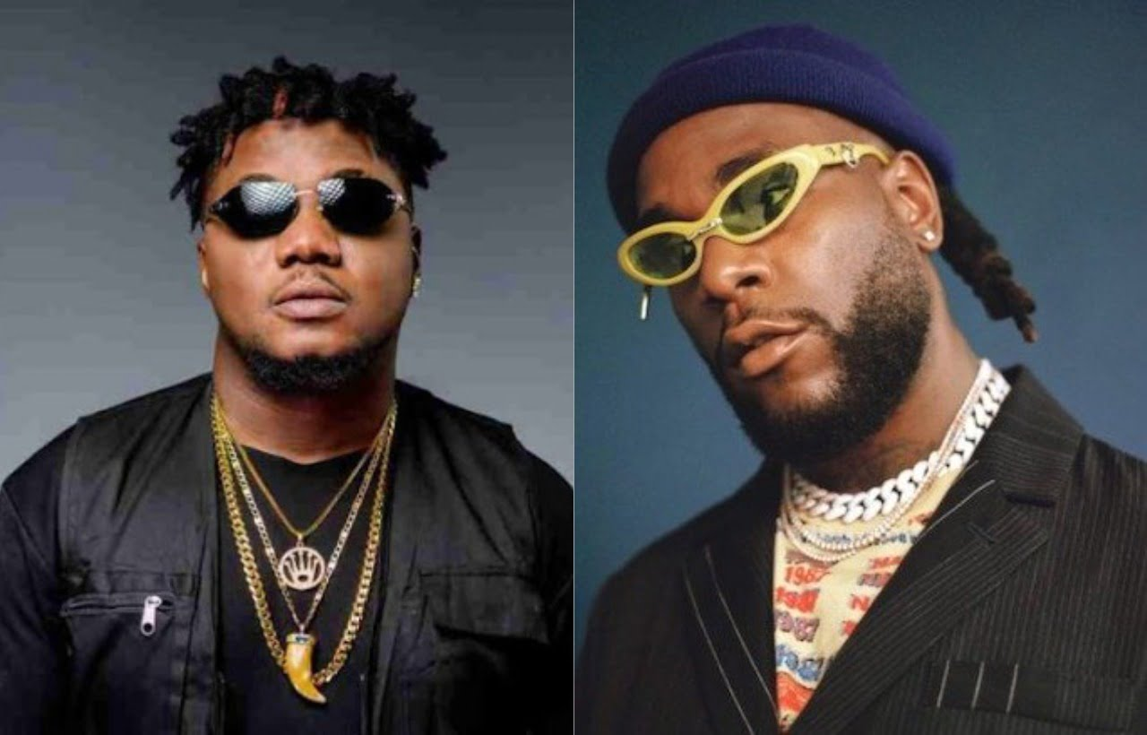CDQ Releases Video Footage, Claims He Was Stabbed By Burna Boy