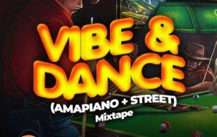DJ H Money – Vibe and Dance Mixtape