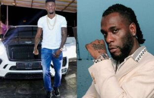Obafemi Martins Reacts to Alleged Disrespect from Burna Boy