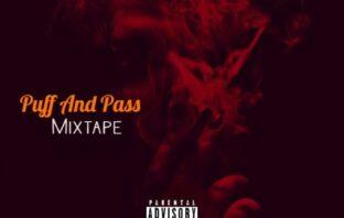 DJ Jamzy - Puff and Pass Mixtape