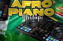 DJ Olard - Afropiano Mix