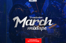 DJ Latitude - Tooexclusive March Mixtape