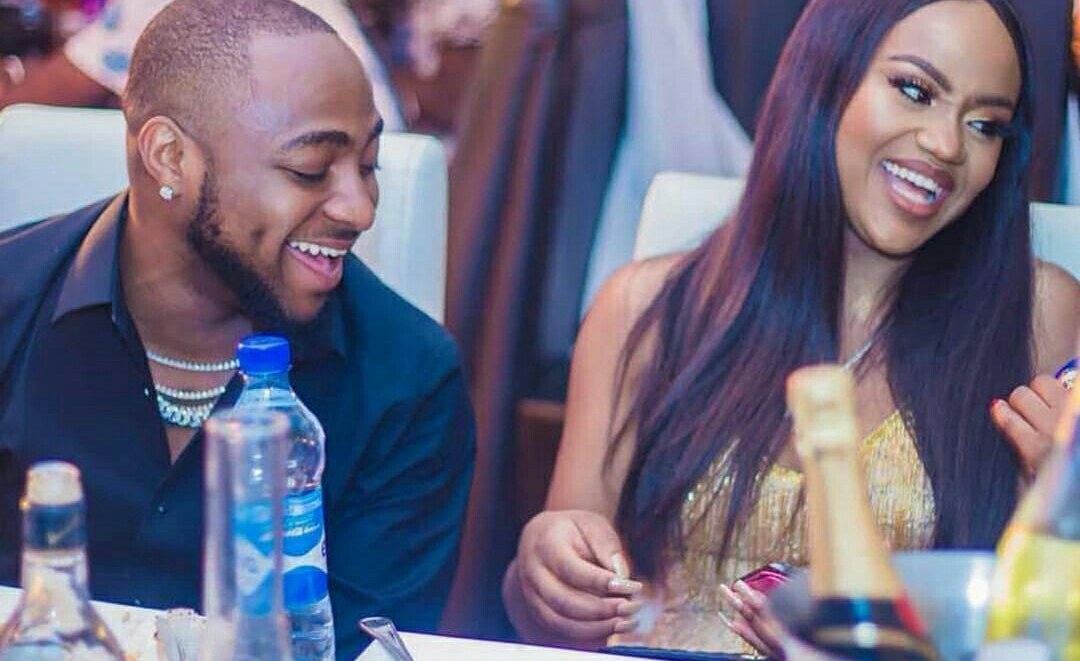 "Nigerians Drag Davido on Twitter for Calling Chioma 'Mama Ify"" on Her Birthday"