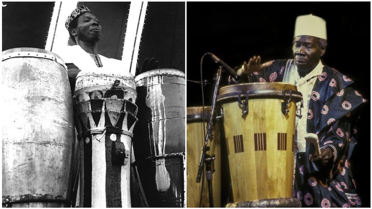 Babatunde Olatunji first Nigerian to win a Grammy