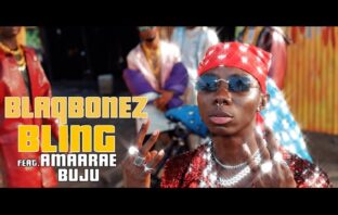 Blaqbonez - Bling ft Amaarae & Buju video