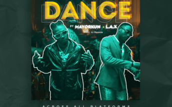 Mayorkun ft. L.A.X – Dance (Oppo Promo Song)