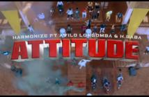 Harmonize – Attitude ft H Baba & Awilo Longomba video