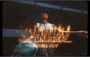 Burna Boy – Kilometer video