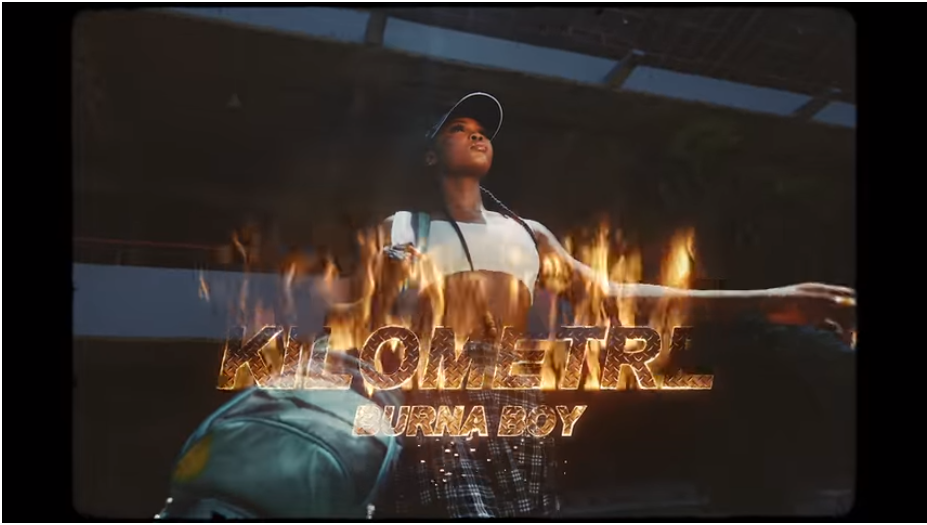 Burna Boy – Kilometer video