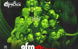 DJ PBlack – 2021 Afropiano Songs Mix