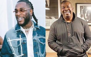 Burna Boy and Don Jazzy Caught in the Studio Cooking Up a New Hit