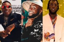Davido, Wizkid, Burna Boy, Named in Forbes Africa Icons List