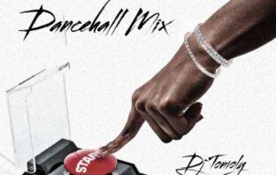 DJ Tonioly – Jamo Inna Dance Hall Mix