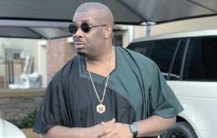 Don Jazzy Laments After Not Being Followed By Burna Boy, Other Celebrities He Follows