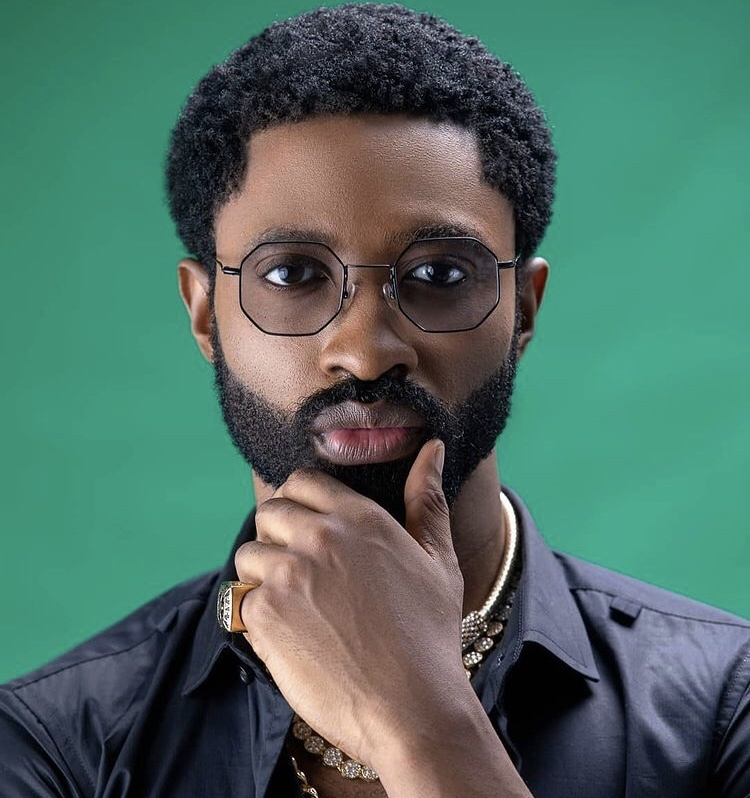 See the Hollywood Movie Ric Hassani Recorded Its Sound Track