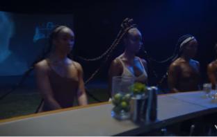 Justin Skye ft Rema - Twisted Fantasy video