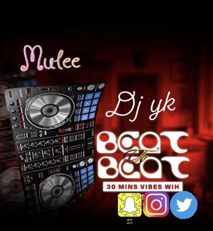 DJ YK Beats – Beat to Beat Mixtape